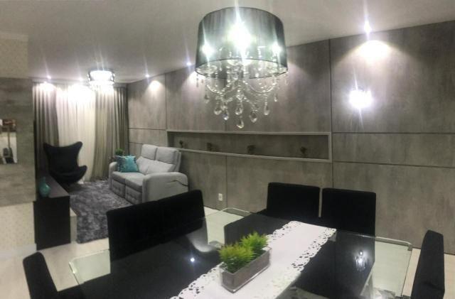 Apartamento todo mobiliado Ed Guiomar Rezende suíte+2quartos - Foto 10