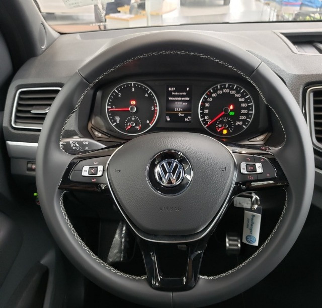 Volkswagem Amarok Extreme 4x4 V6 2020 0km Venha Sair de Carro Novo !!! - Foto 5