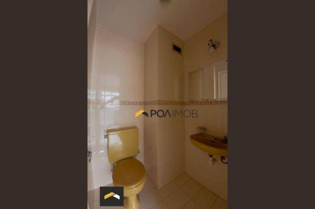Apartamento com 2 dormitórios para alugar, 75 m² por R$ 2.130,00/mês - Rio Branco - Porto  - Foto 9