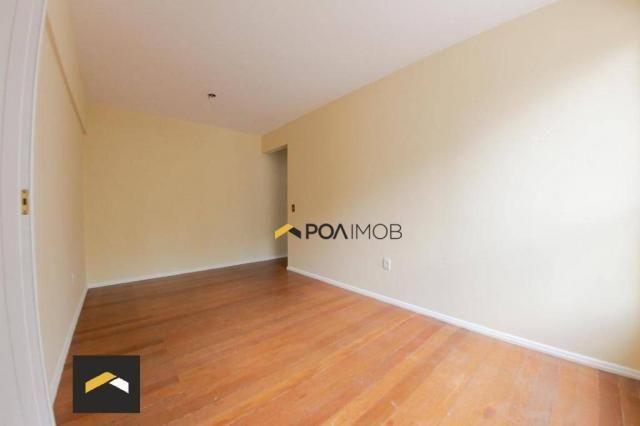 Apartamento com 2 dormitórios para alugar, 75 m² por R$ 2.130,00/mês - Rio Branco - Porto  - Foto 7