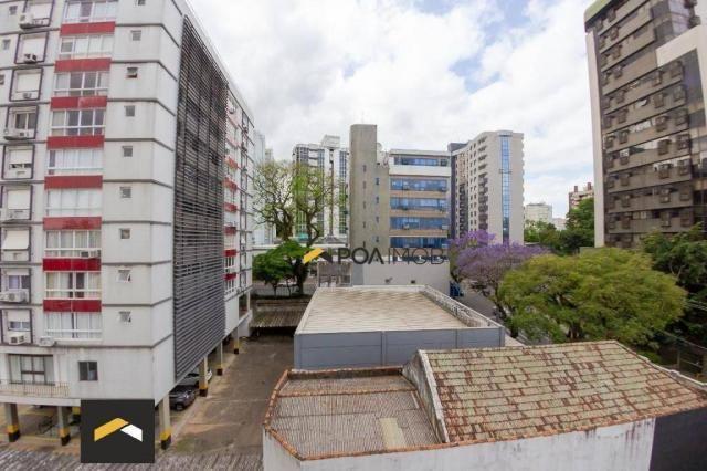 Apartamento com 2 dormitórios para alugar, 75 m² por R$ 2.130,00/mês - Rio Branco - Porto  - Foto 8