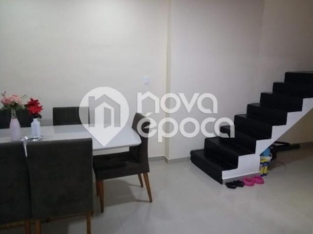Casa de vila à venda com 2 dormitórios em Engenho de dentro, Rio de janeiro cod:ME2CV48229 - Foto 4