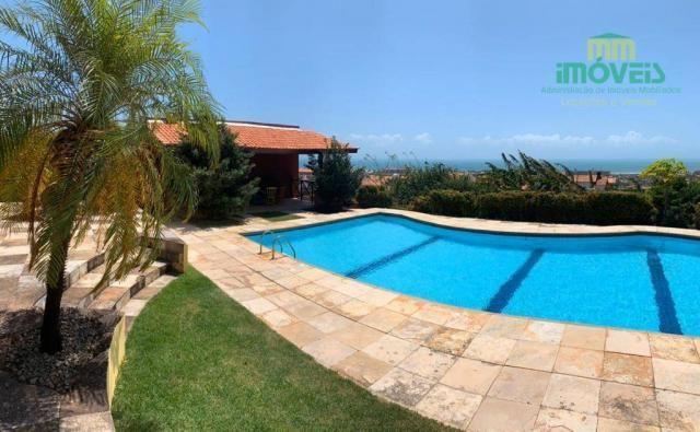 Casa com 4 dormitórios à venda, 455 m² por R$ 850.000,00 - Porto das Dunas - Aquiraz/CE - Foto 11