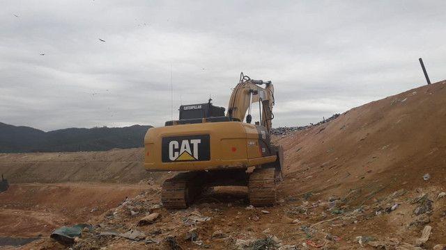 Escavadeira hidráulica Caterpillar - Foto 5