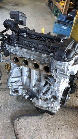 Motor hiunday ix35 2.0