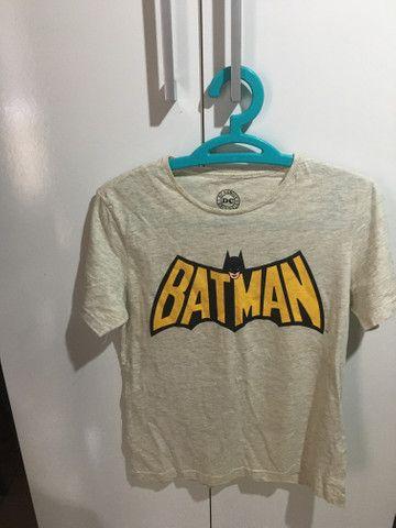Blusa Batman original - Foto 2