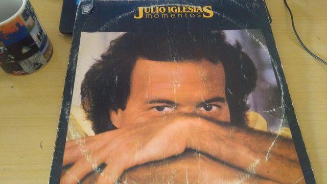 Disco de vinil Julio Iglesias - Foto 2