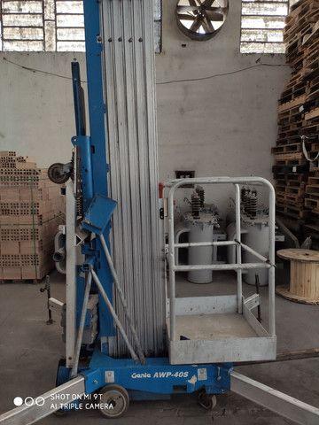 Plataforma trabalho em altura 15 mts - Foto 5