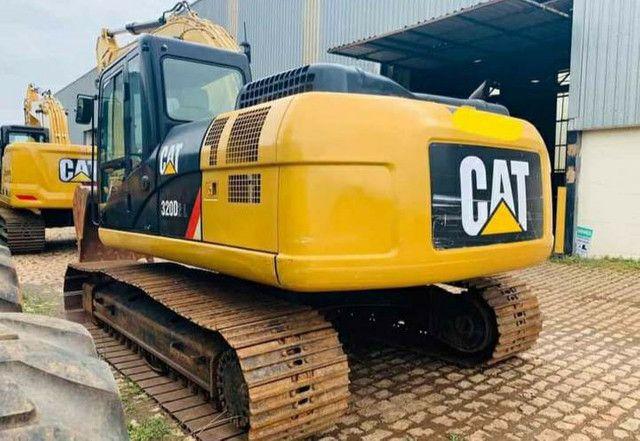 Escavadeira Caterpillar 320D2L - Foto 2