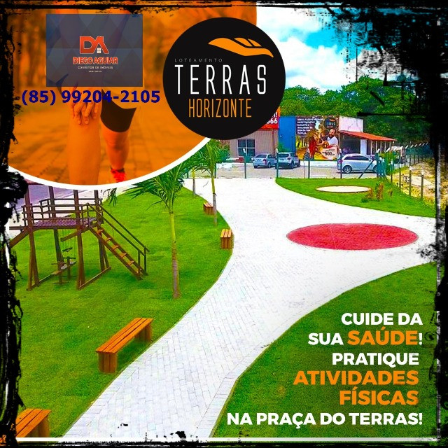 Lotes Terras Horizonte #$%¨&