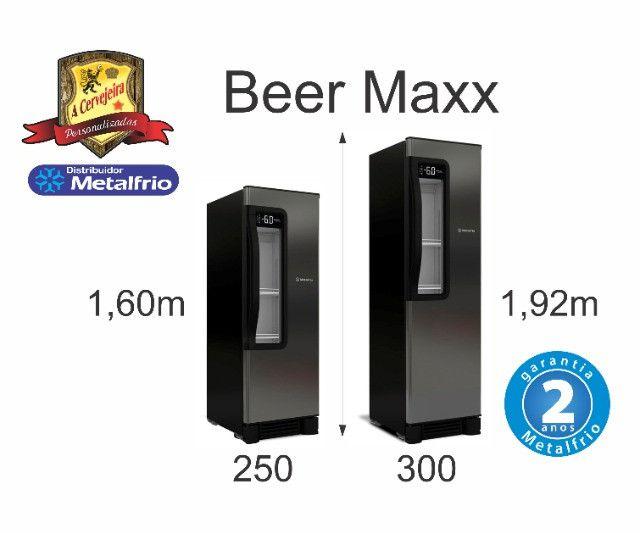 Cervejeira Beermaxx 230 ou 300 Metalfrio - Foto 6