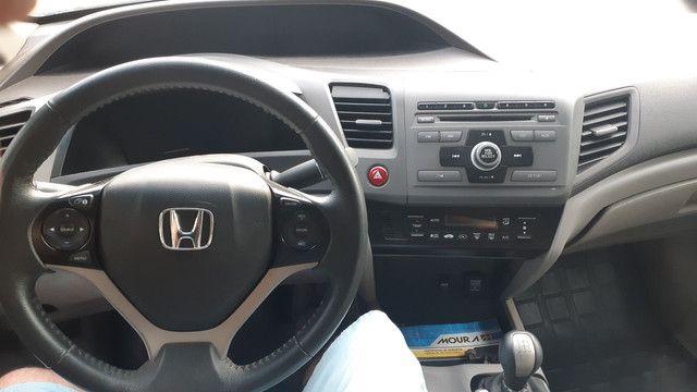 Honda Civic 2012. Completo - Foto 8