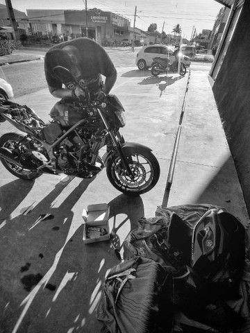Amortecedor de Direção Para Motos  - Foto 3