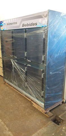Geladeira Refrigerador Frost Free Inox 4 ou 6 portas PoloFrio - Foto 4