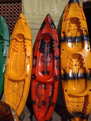 Caiaques,barcos,reboques em fibra de vidro - Foto 6