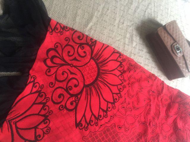Vendo vestido usado apenas uma vez - Foto 2