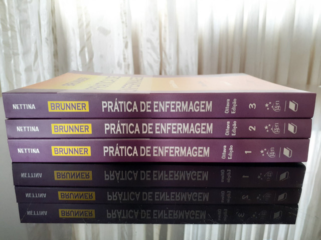 Brunner Prática De Enfermagem 3 Volumes 8a Edição - Foto 3