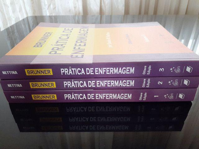 Brunner Prática De Enfermagem 3 Volumes 8a Edição - Foto 2