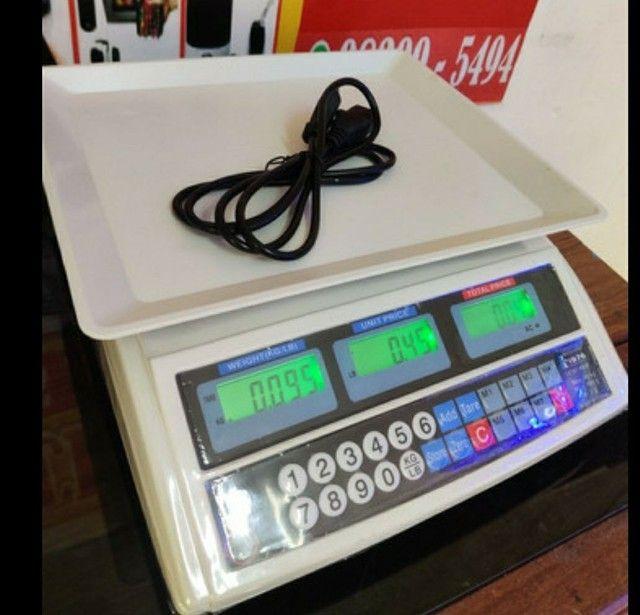 Balança digital 40 kg para comércio. - Foto 2