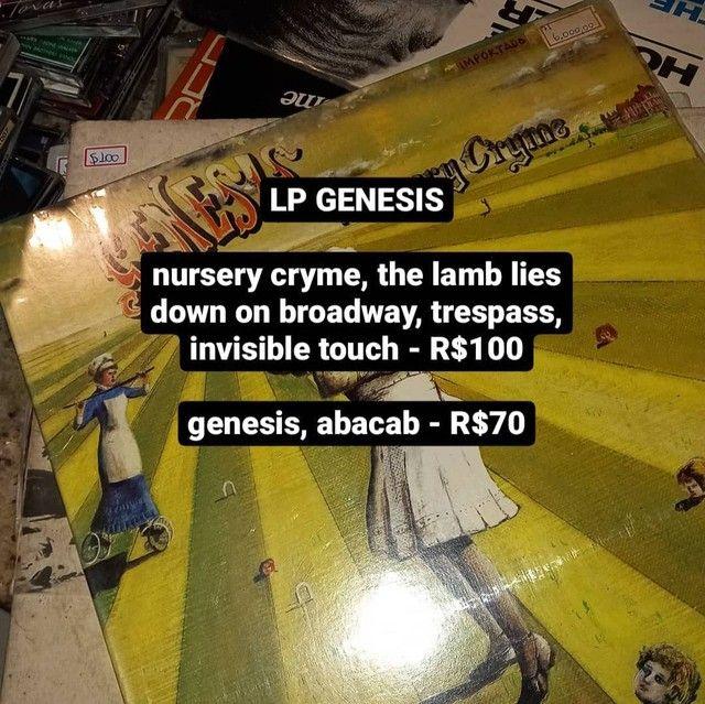 LPs Genesis