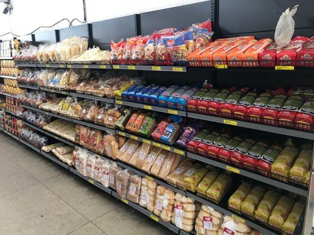 Gondolas pretas para supermercados/mercearia - Foto 5