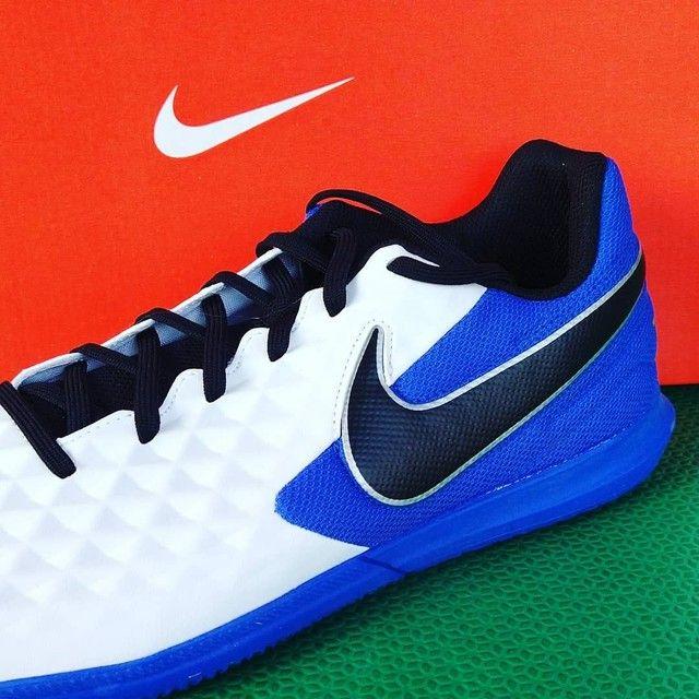 Chuteiras Nike tiempo