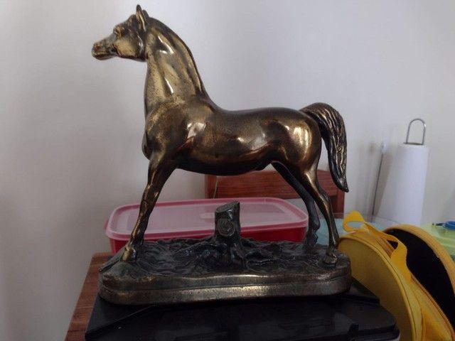 Cavalo de Bronze