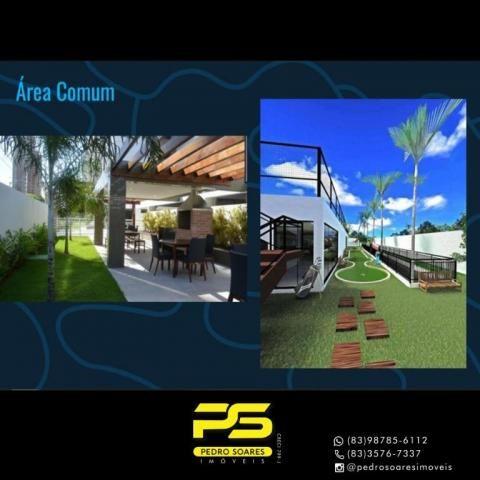 Apartamento com 4 dormitórios à venda, 216 m² por R$ 1.522.234 - Altiplano Cabo Branco - J - Foto 3