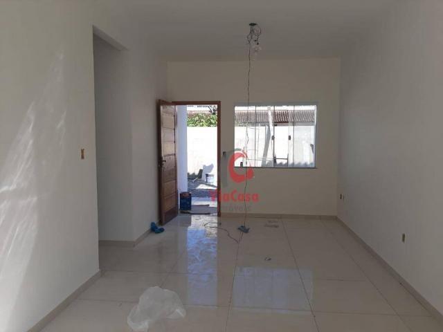 Casa à venda, 122 m² por R$ 380.000,00 - Costazul - Rio das Ostras/RJ - Foto 11