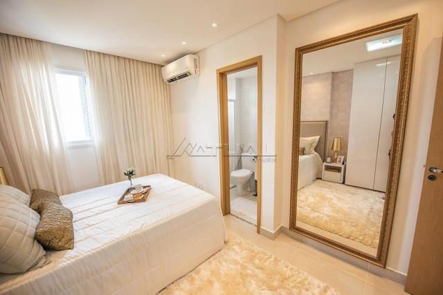 Apartamento à venda com 3 dormitórios em Vila rosa, Goiânia cod:10AP1796 - Foto 7