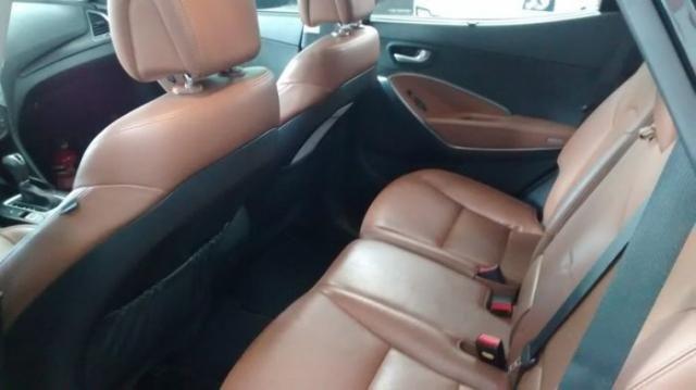 Hyundai santa fÉ 2016 3.3 mpfi 4x4 7 lugares v6 270cv gasolina 4p automÁtico - Foto 7