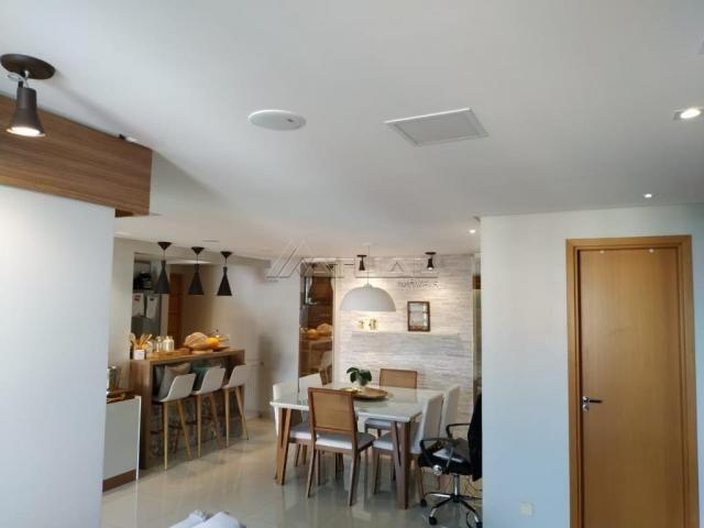 Apartamento à venda com 2 dormitórios em Setor oeste, Goiânia cod:10AP1237 - Foto 2