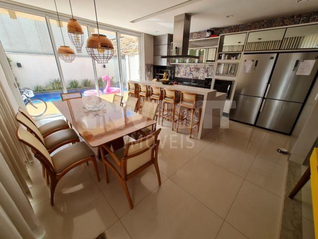 Casa de condomínio à venda com 4 dormitórios em Jardins madri, Goiânia cod:621431 - Foto 5