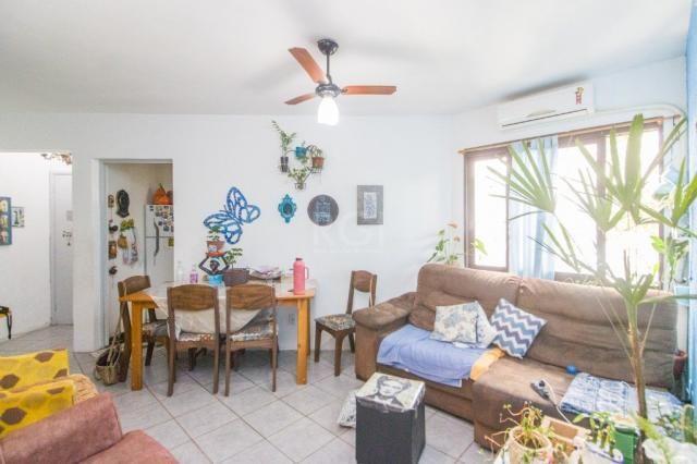 Apartamento à venda com 2 dormitórios em Nonoai, Porto alegre cod:EL56356883