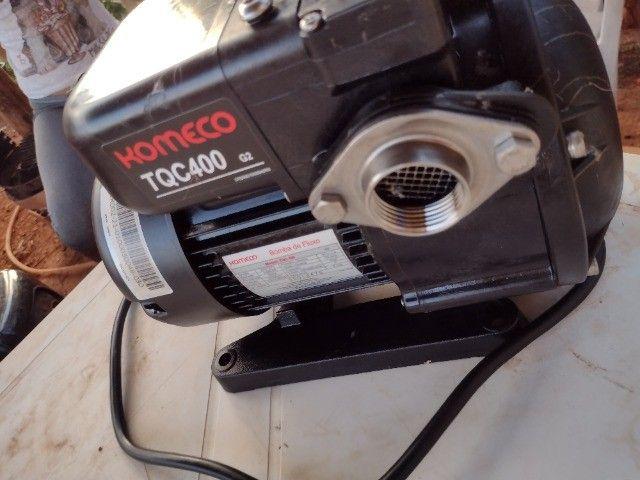 Bomba pressurizador TQC 400 - Foto 3