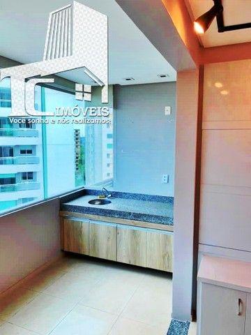 Vendo Apartamento The Sun - Parque 10, próximo ao Detran/110m²/3 Qtos  - Foto 4