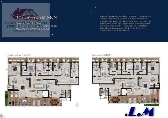 ¬>Lançamento apartamento Luxuoso no Adrianópolis <¬*$ - Foto 14