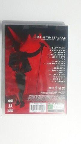 Dvd Justin Timberlake