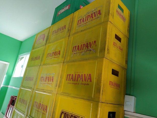 Caixas de cerveja (25 de 600ml, 4 de 1l) - Foto 2