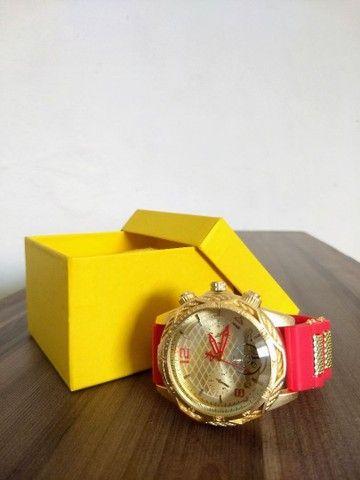 Relógios masculinos SilverK - Foto 3