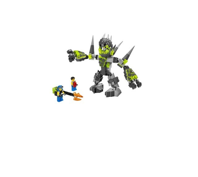 LEGO power Miners crystal King (8962) - Foto 3