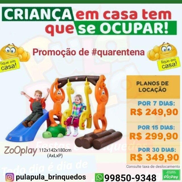 Super Promoção: Aluguel de Pula Pula Por 7, 15 e 30 dias venha já conferir - Foto 6