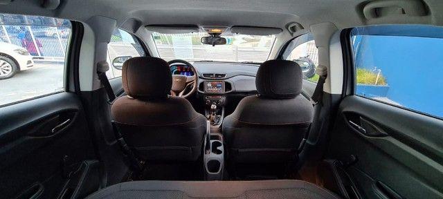 GM Onix LT 1.0 Flex 2013 Completo - Aceitamos Troca! - Foto 12