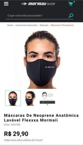Máscaras Neoprene Mormaii  - Foto 2