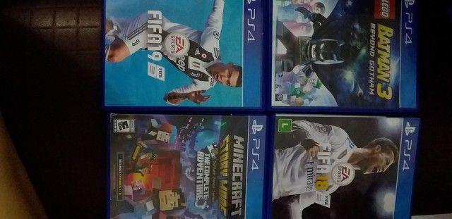 Jogos Incríveis PS4