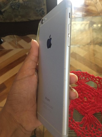 Vendo ou troco iPhone 6 Plus  - Foto 5