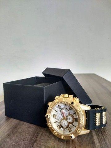 Relógios masculinos SilverK - Foto 4