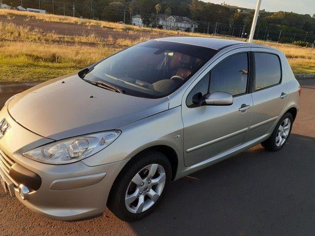 Peugeot 307 ,1.6   16 PR PK a alco/gosol ano 208 - Foto 9
