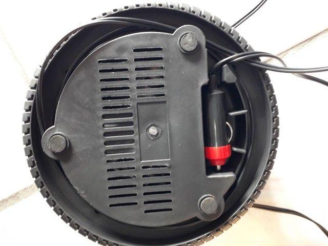 Compressor 12v para Carro ou moto - Foto 3