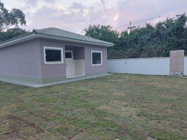 Casa 3 quartos/ No Portal dos Cajueiros Terreno 375m² Itaipuaçu Maricá - Foto 6